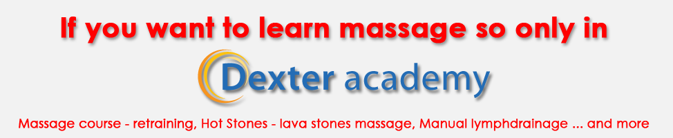 Massage courses - Dexter Academy