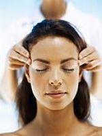 O indické masáži hlavy