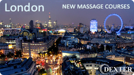 Dexter Academy - massage school courses london